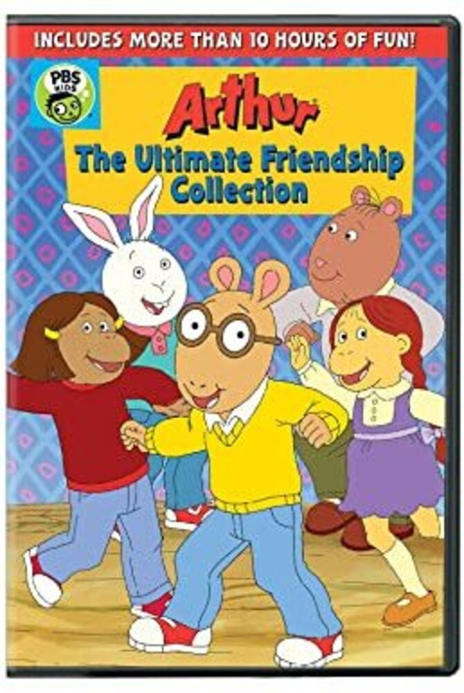 - Arthur: Ultimate Friendship Collection (3pc)