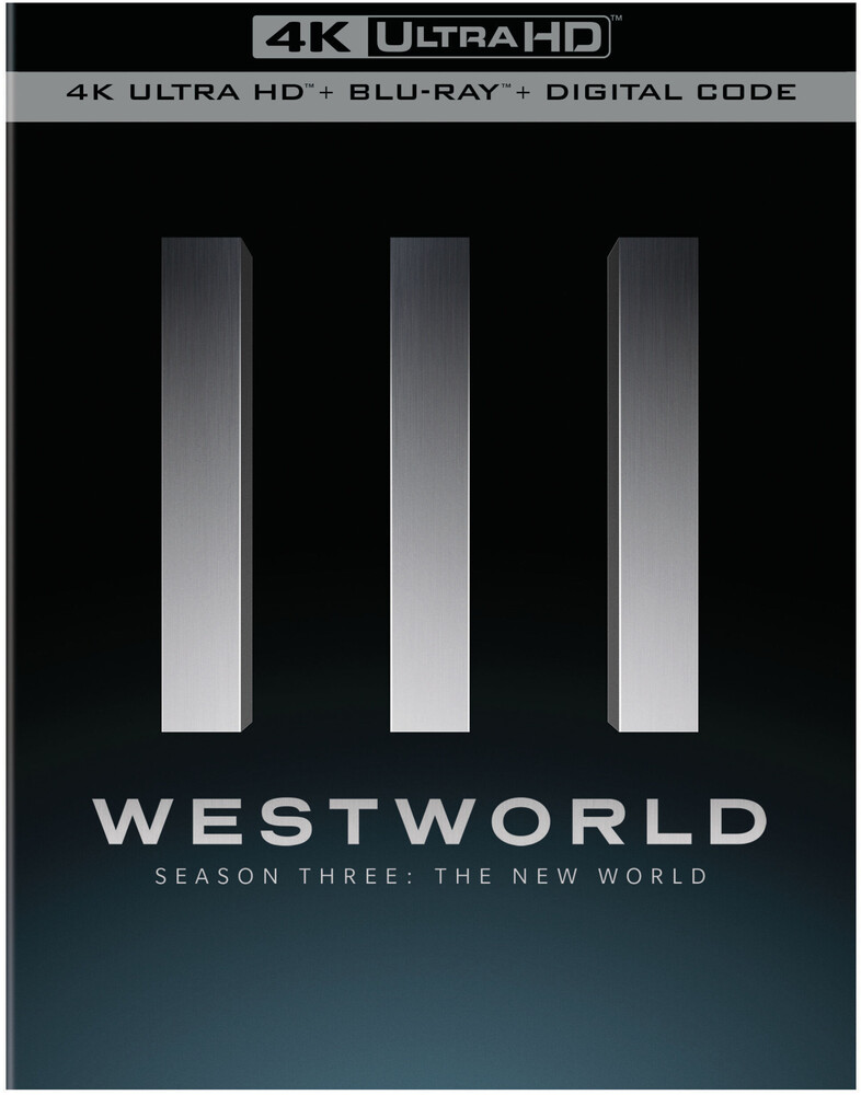 Westworld [HBO TV Series] - Westworld: Season Three: The New World [4K]