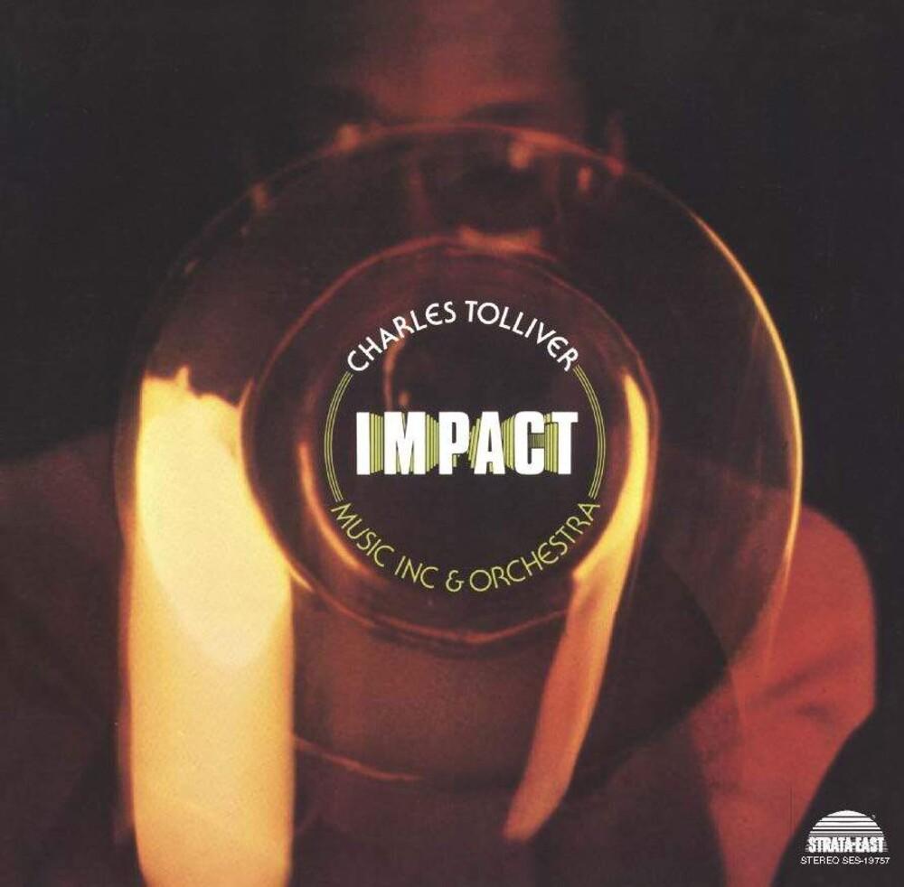 Charles Tolliver / Music Inc & Orchestra - Impact [180 Gram]