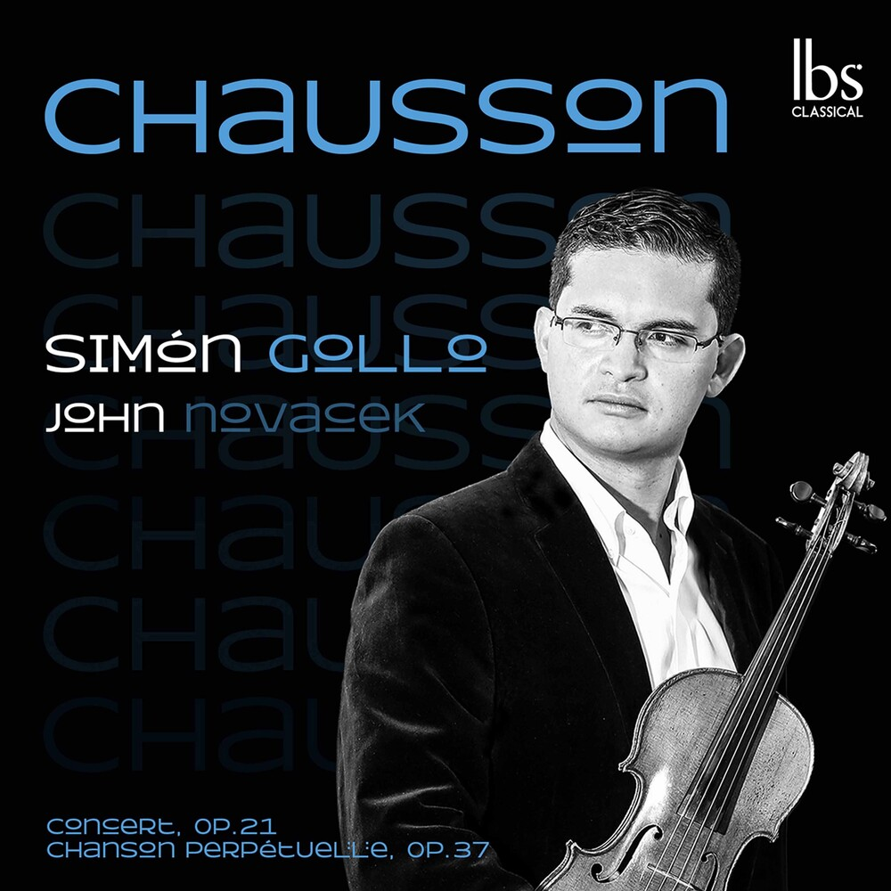 Chausson / Gollo / Novacek - Concerto 21