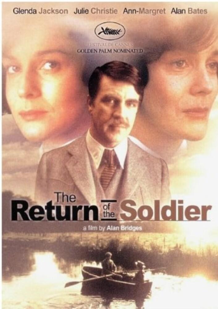 Glenda Jackson - Return Of The Soldier / (Ntr0 Uk)