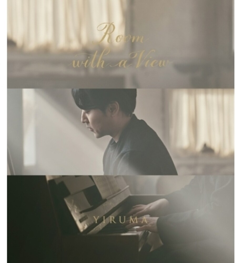 Yiruma - Room With A View (W/Book) (Asia)