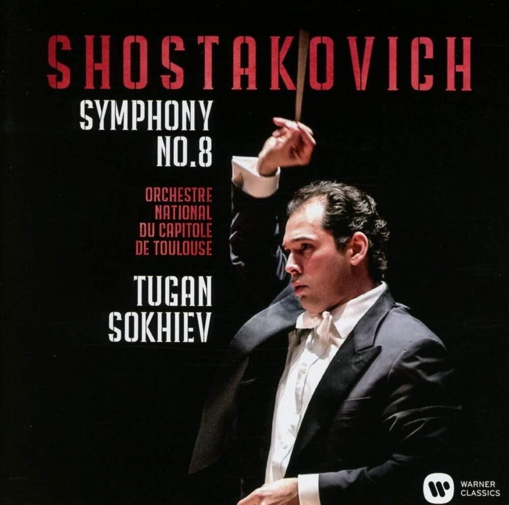 Tugan Sokhie / Orchestre National - Shostakovich Symphony No.8