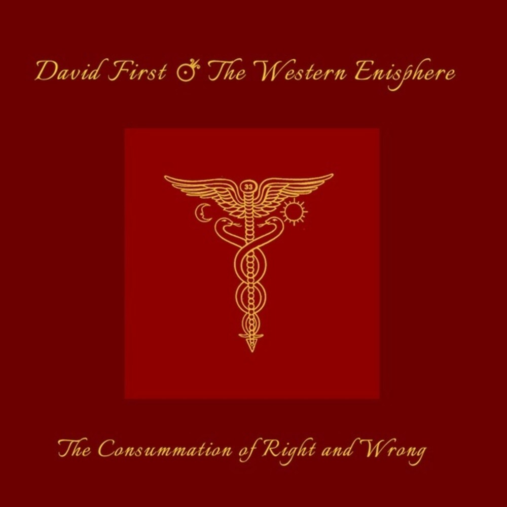 David First & Western Enisphere - Consummation Of Right & Wrong (3pk)