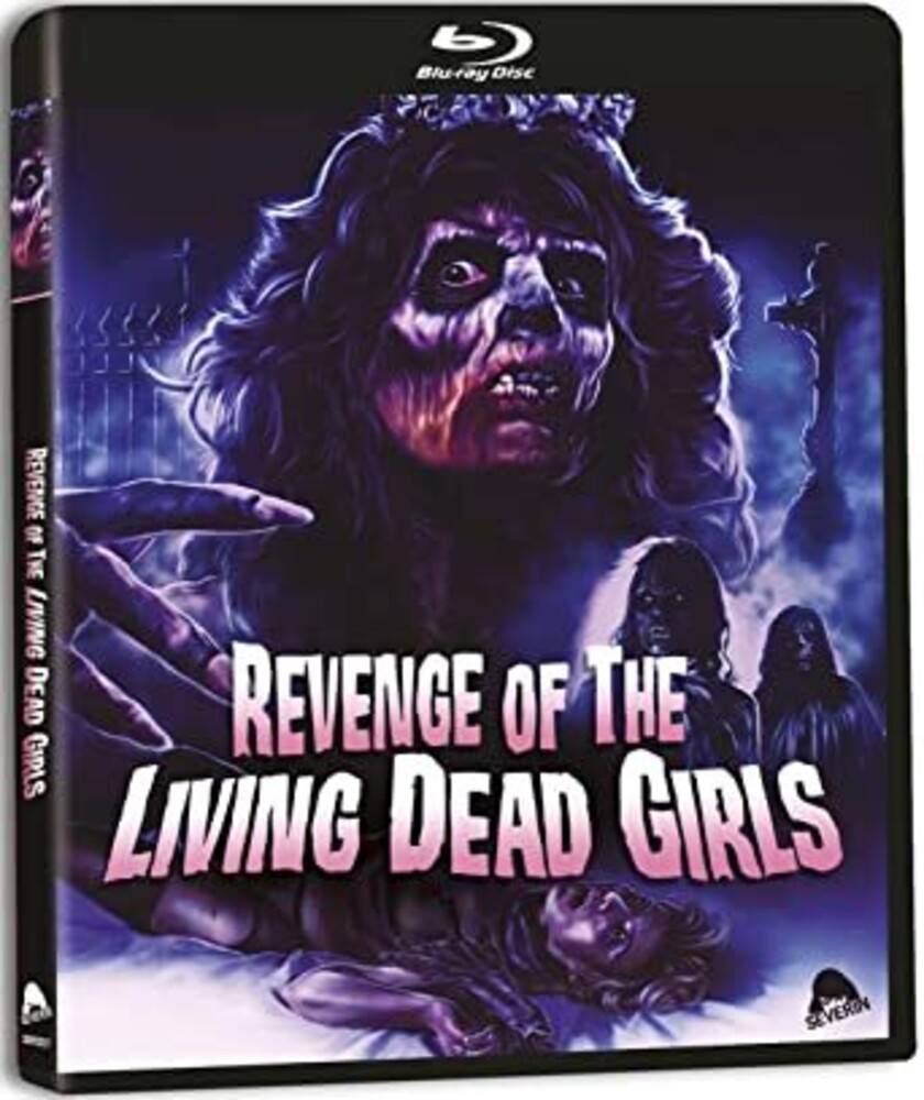 Revenge of the Living Dead Girls - Revenge Of The Living Dead Girls / (Anam Ws)