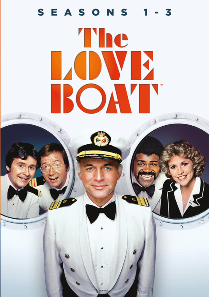 Love Boat: Seasons 1-3 - Love Boat: Seasons 1-3 (23pc) / (Box Full Mono)