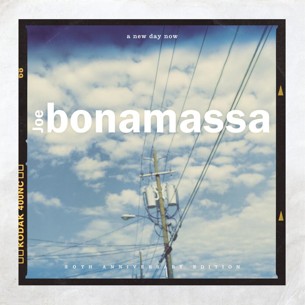 Joe Bonamassa - A New Day Now: 20th Anniversary Edition [Import]