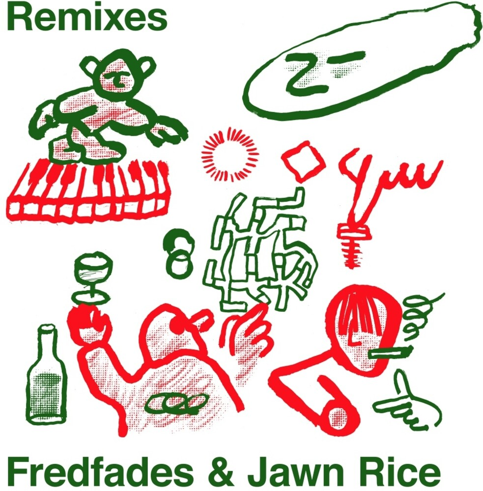Fredfades / Jawn Rice - Remixes Ep (10in) (Ep)