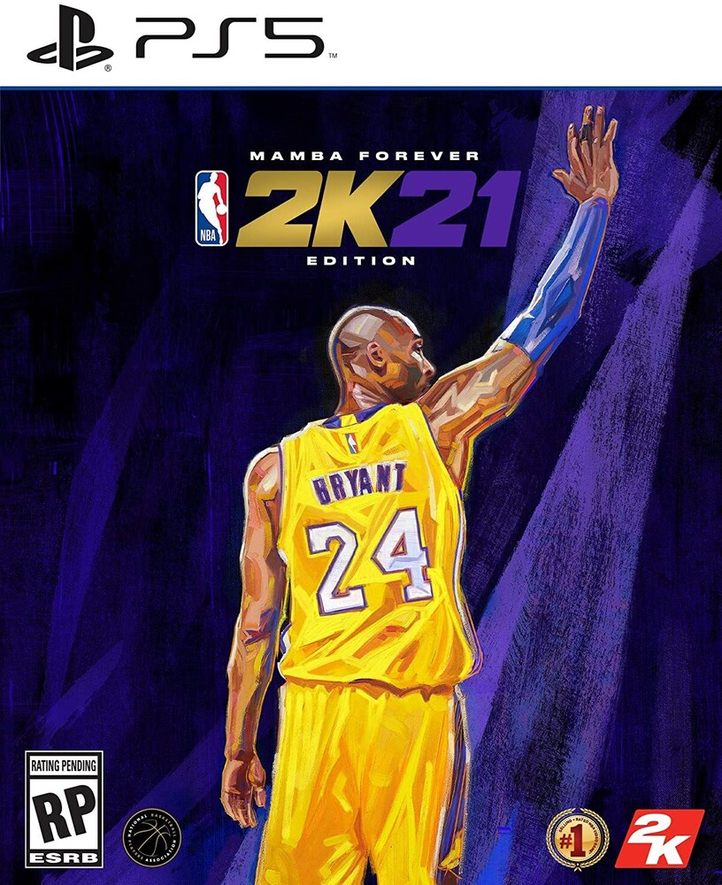 Ps5 NBA 2K21 Mamba Forever Edition - Ps5 Nba 2k21 Mamba Forever Edition