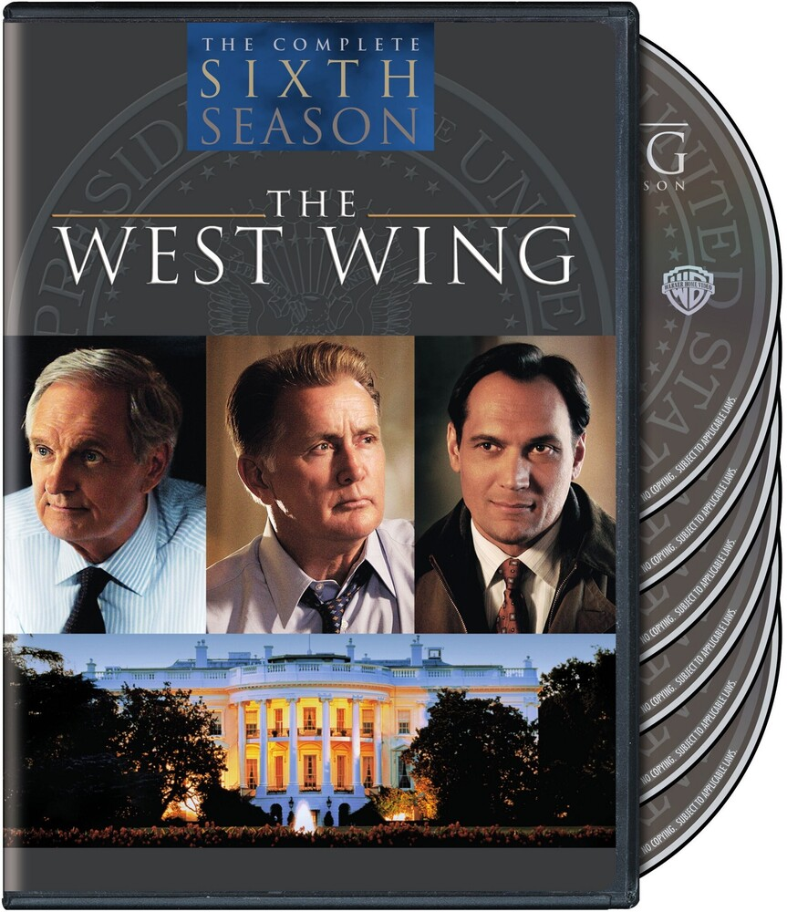 - West Wing: Complete Sixth Season (6pc) / (Box)