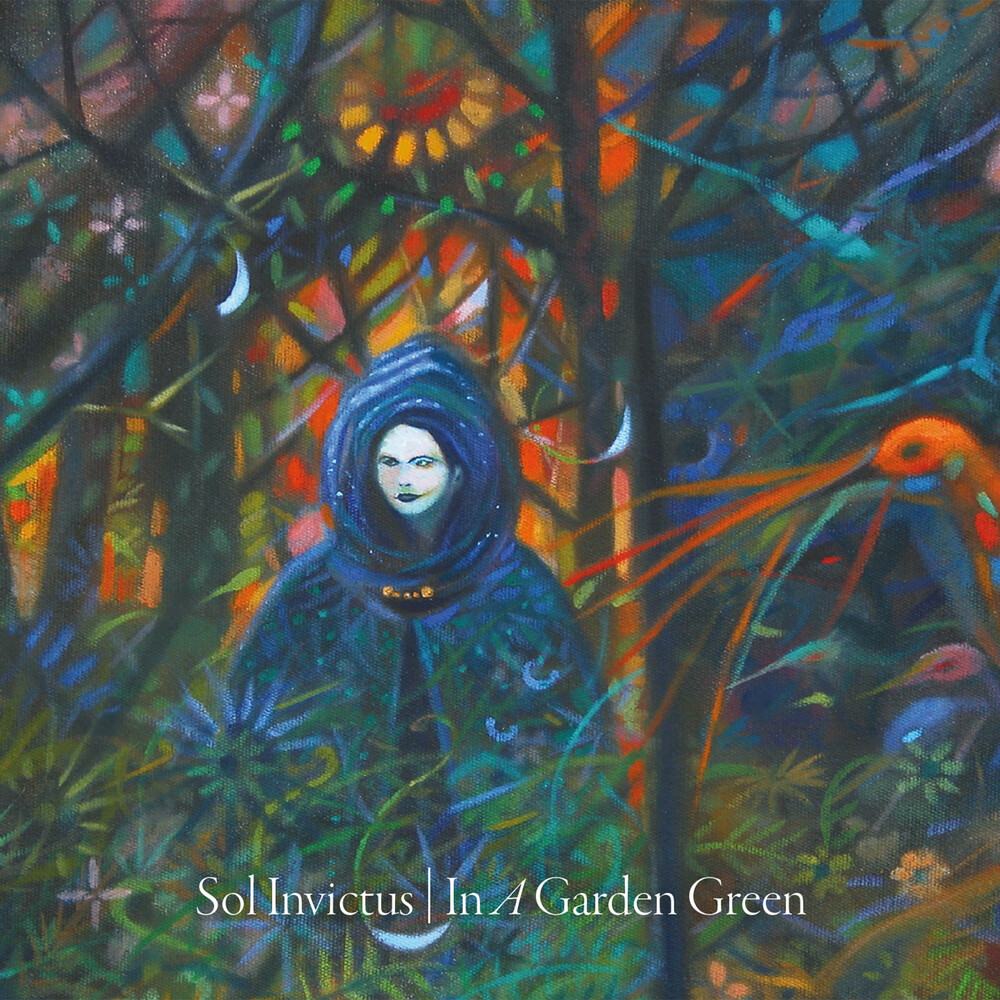 Sol Invictus - In A Garden Green (Blk) (Gate) [Limited Edition] [180 Gram]