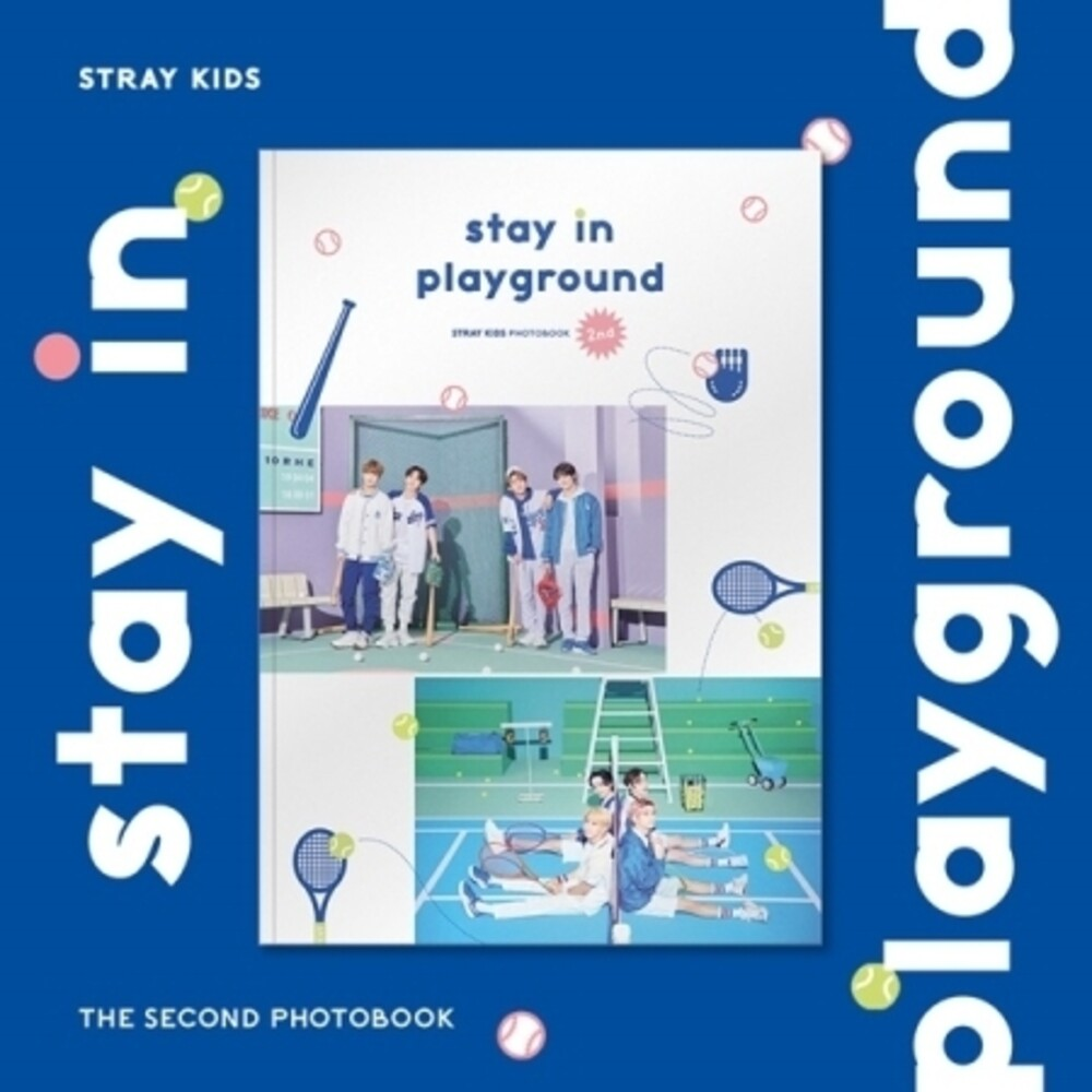 Stray Kids - Stay In Ground: The Second Photobook (W/Dvd)