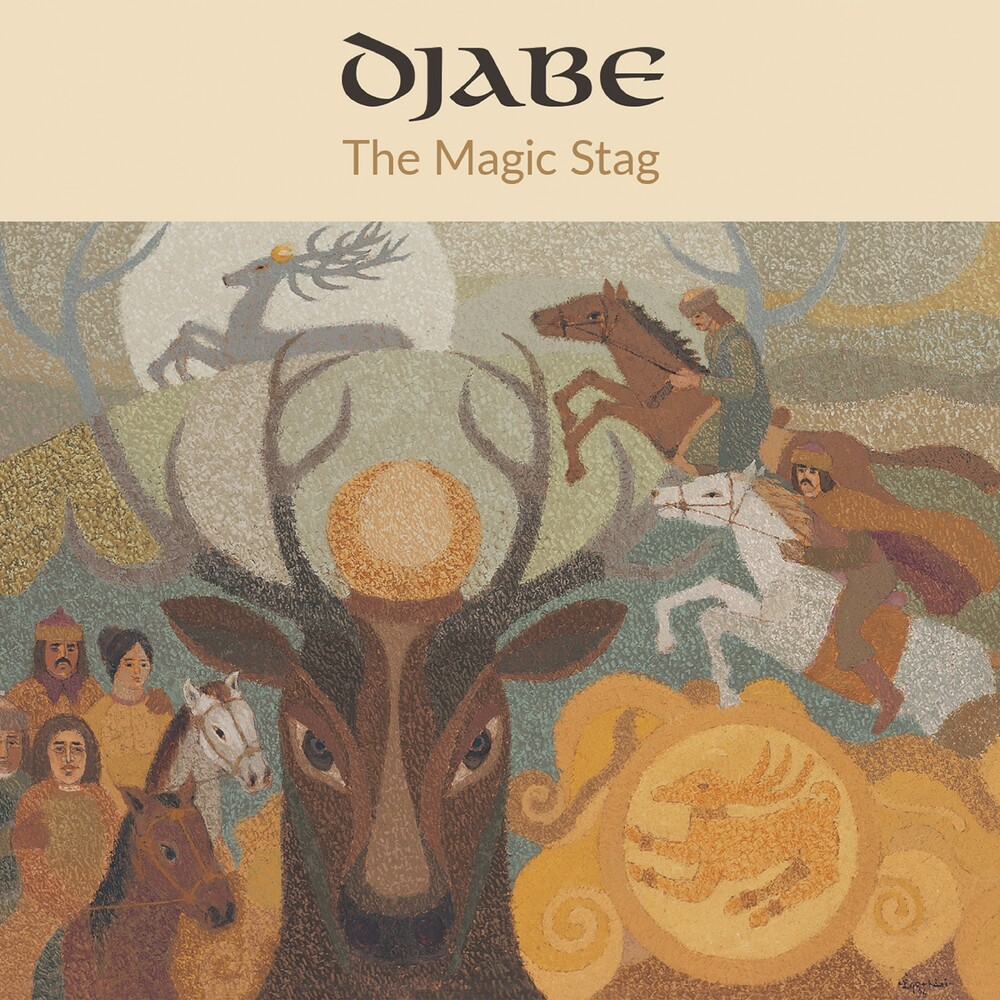 Djabe - Magic Stag (W/Dvd) (Ntr0) (Uk)