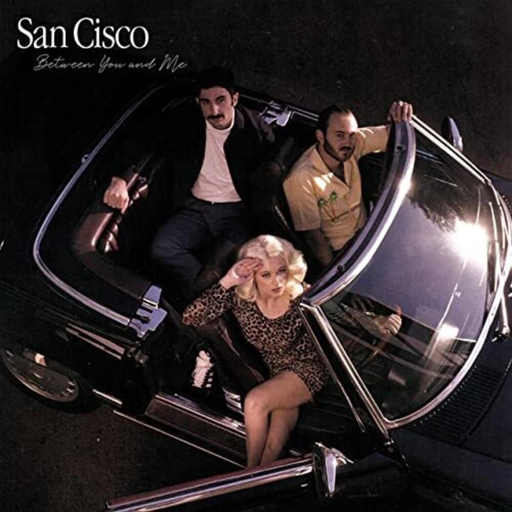 San Cisco - Between You And Me [LP]
