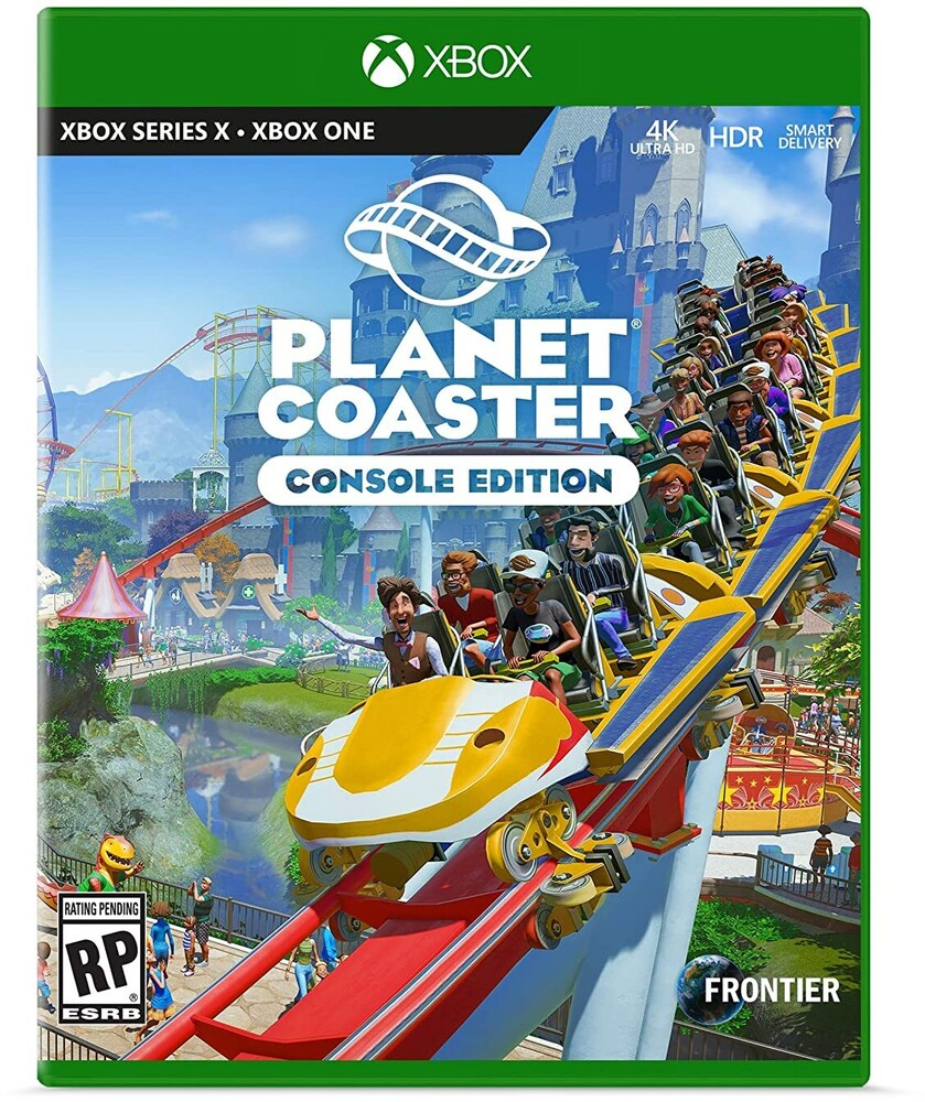 Xb1 Planet Coaster - Xbx Planet Coaster