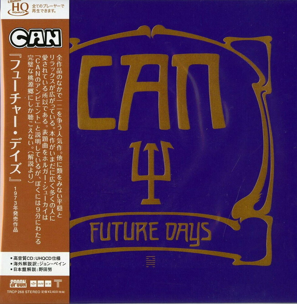 Can - Future Days (UHQCD / Paper Sleeve)