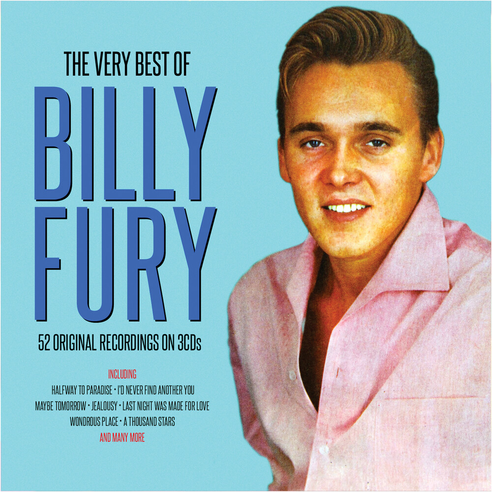 Billy Fury - Very Best Of (Uk)