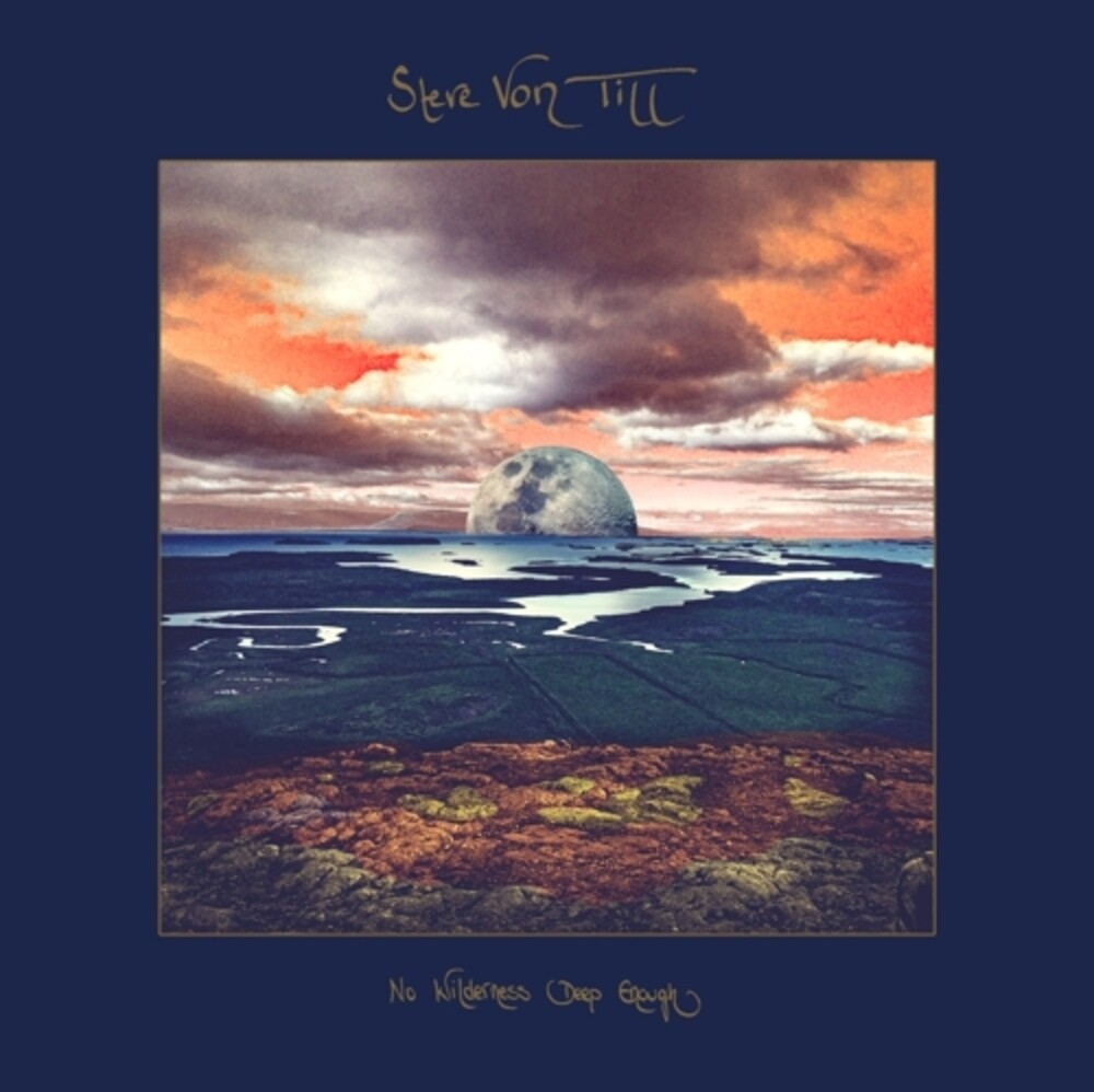 Von Steve Till - No Wilderness Deep Enough
