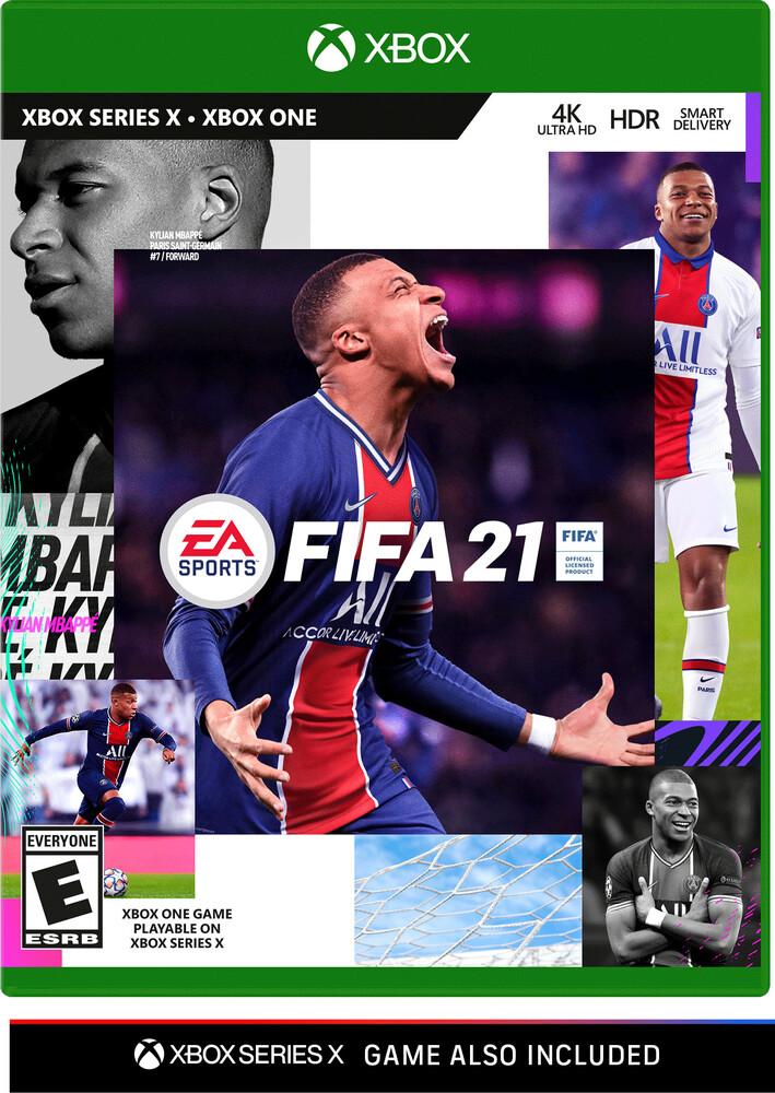 Xb1 FIFA 21 - Xb1 Fifa 21