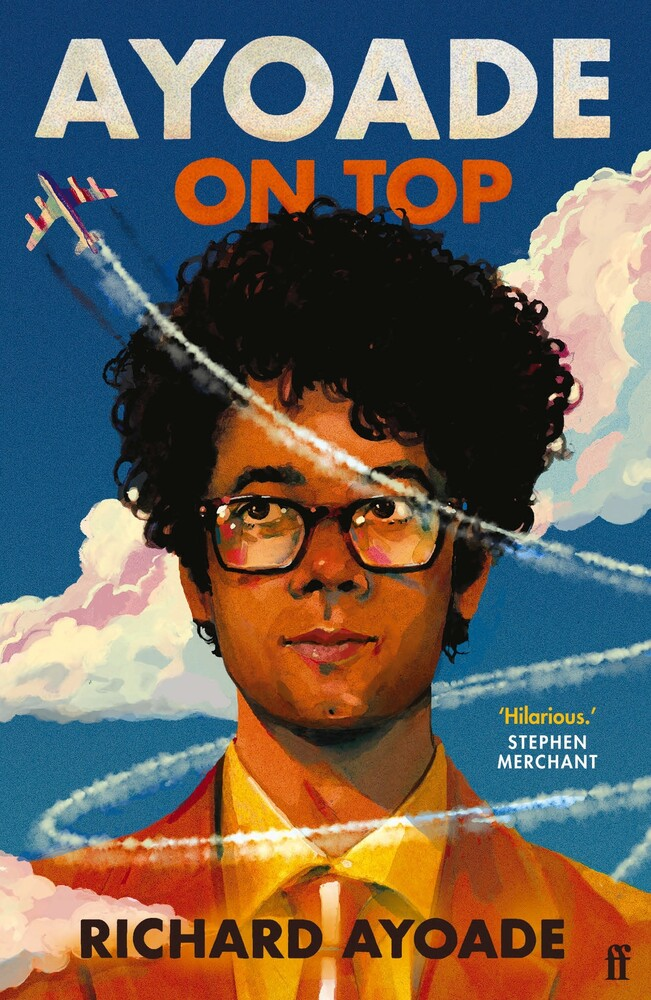 Ayoade, Richard - Ayoade On Top