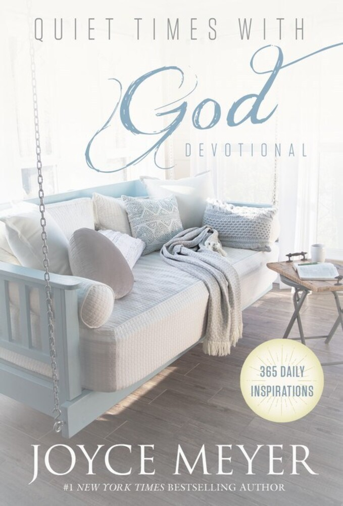 - Quiet Times with God Devotional: 365 Daily Inspirations