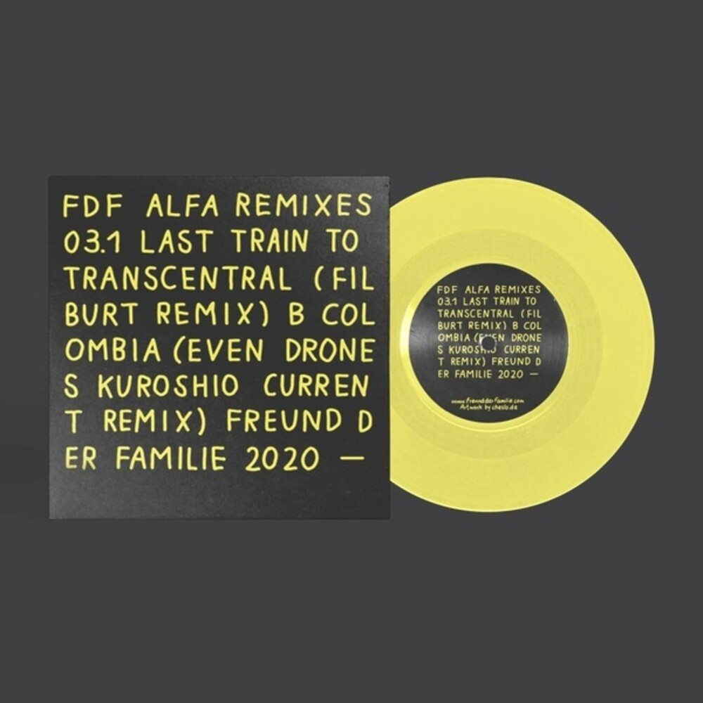 Freund der Familie - Alfa Remixes 03 1
