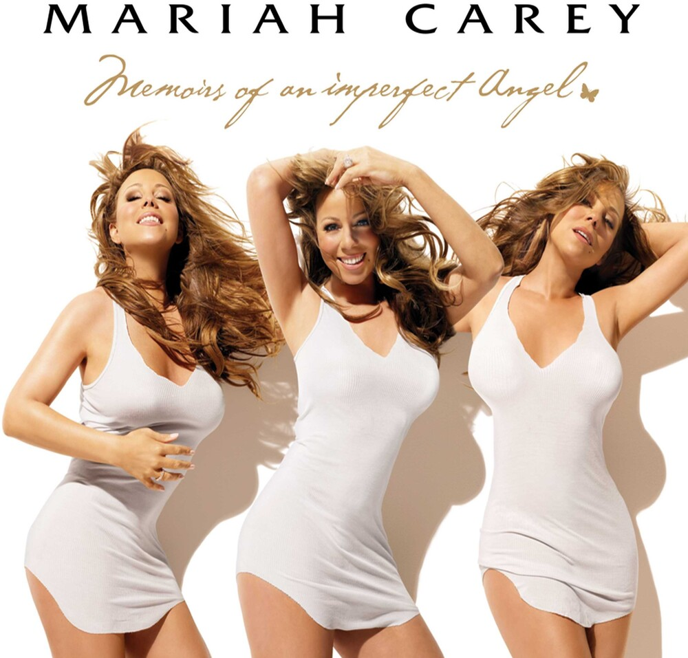 Mariah Carey - Memoirs Of An Imperfect Angel [2 LP]