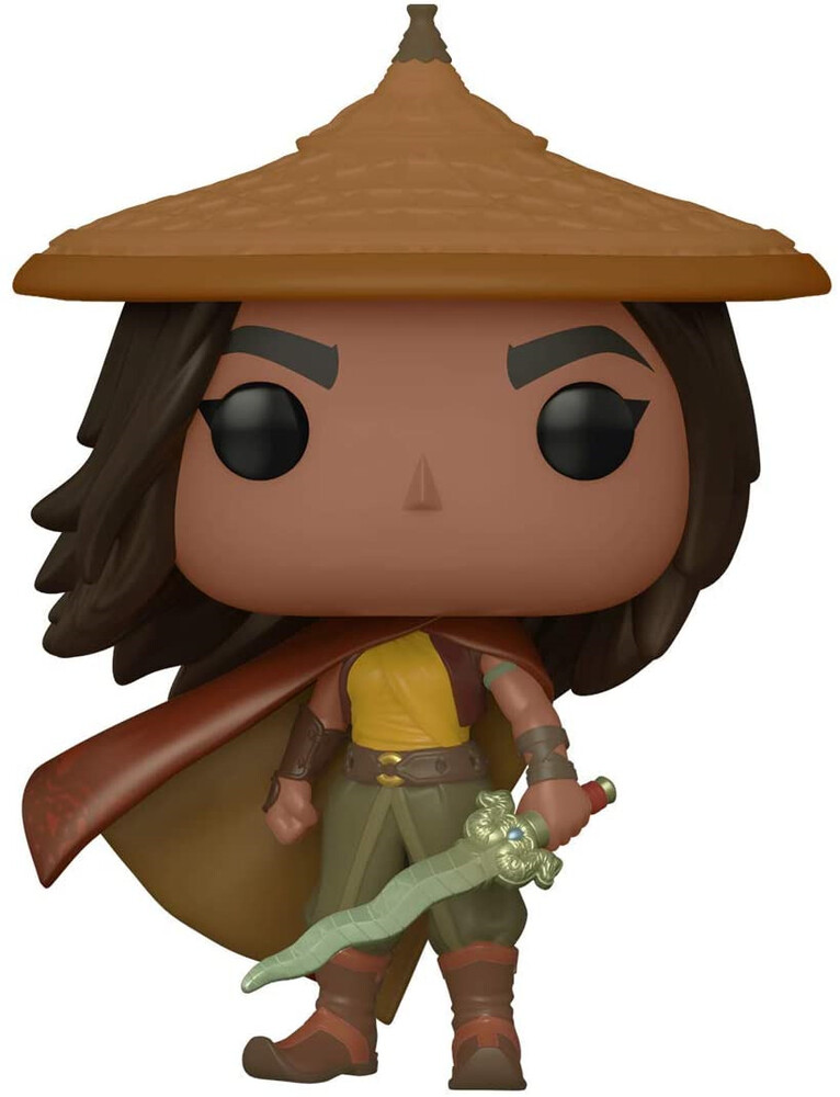 - FUNKO POP! DISNEY: Raya and the Last Dragon - Raya