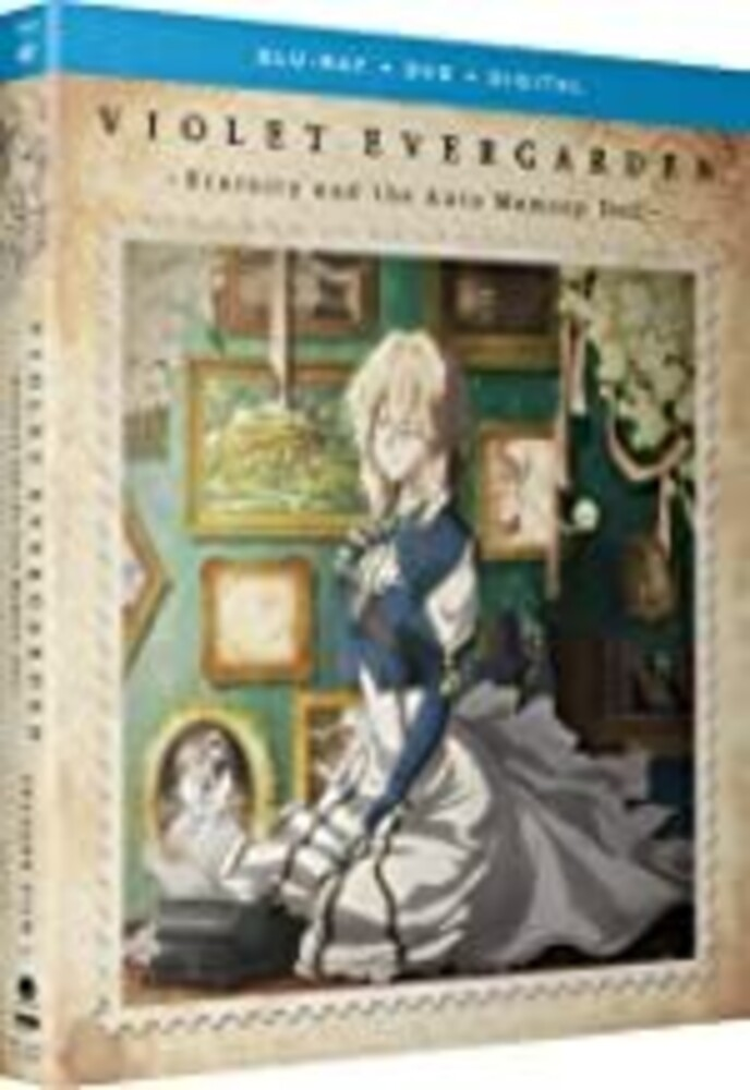 Violet Evergarden I: Eternity & Auto Memory Doll - Violet Evergarden I: Eternity And The Auto Memory Doll
