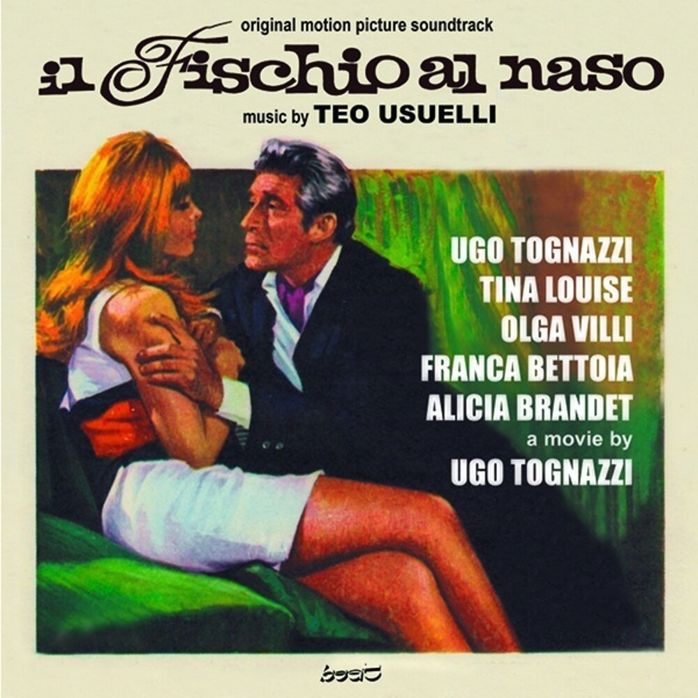 Teo Usuelli Ita - Il Fischio Al Naso (The Seventh Floor) / O.S.T.