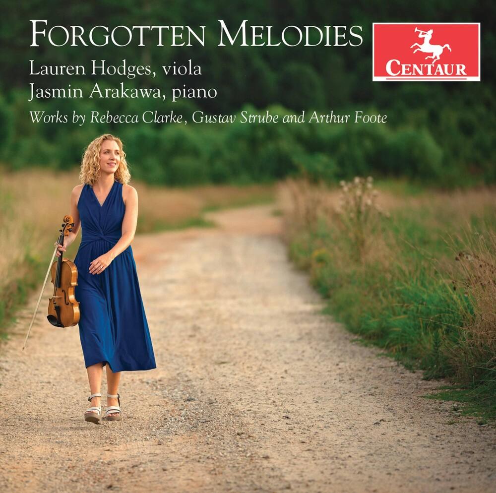 Clarke / Hodges / Arakawa - Forgotten Melodies
