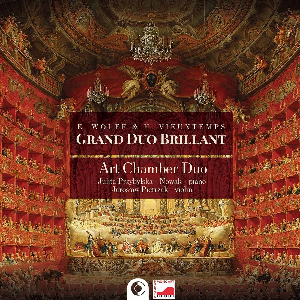 Vieuxtemps - Grand Duo Brillant