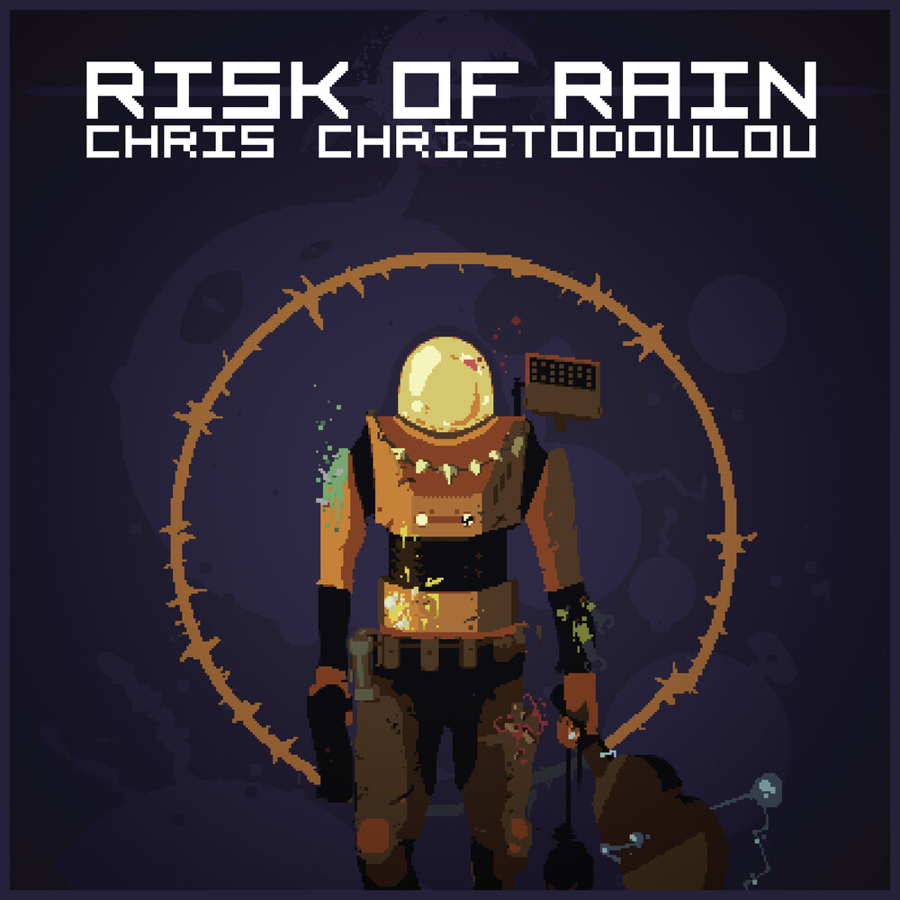 Chris Christodoulou Blk Ogv - Risk Of Rain / O.S.T.