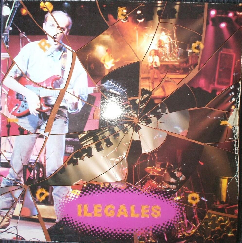 Ilegales - Directo (Spa)
