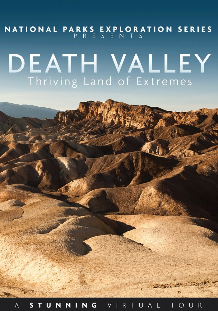National Parks: Death Valley - National Parks: Death Valley