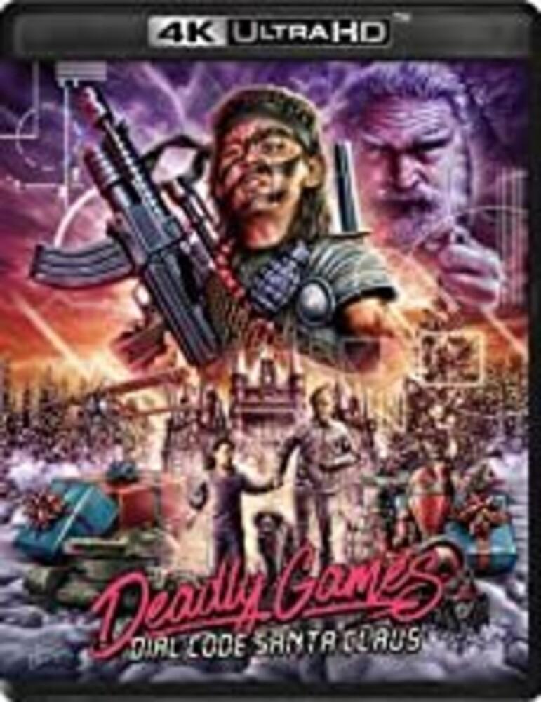 Deadly Games Aka Dial Code Santa Claus - Deadly Games aka Dial Code Santa Claus