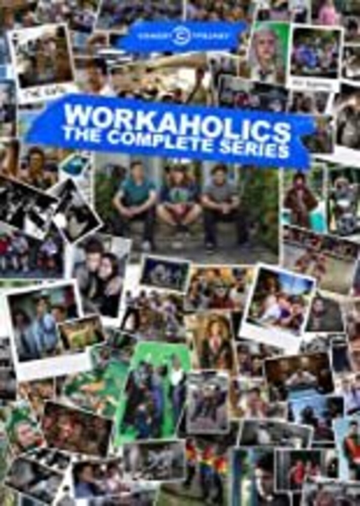 Workaholics: Complete Series - Workaholics: The Complete Series