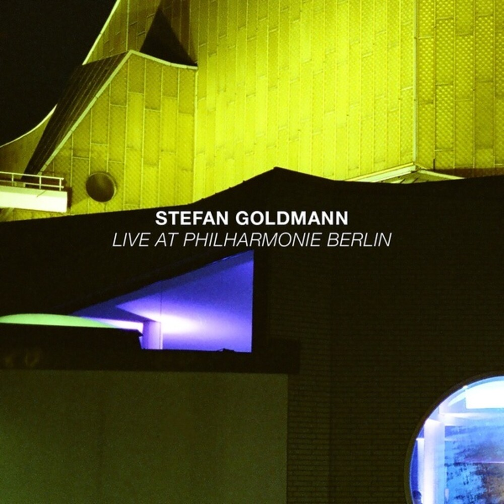 Stefan Goldmann - Live At Philharmonie Berlin