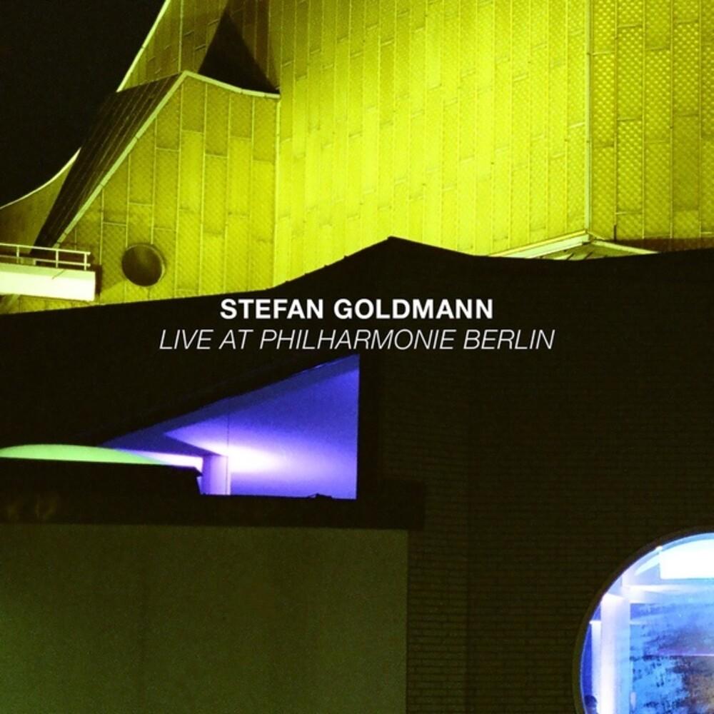 Stefan Goldmann - Live At Philharmonie Berlin