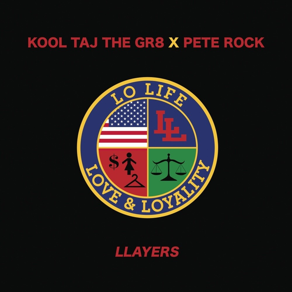 Kool Taj The Gr8 / Pete Rock - Llayers / Forever