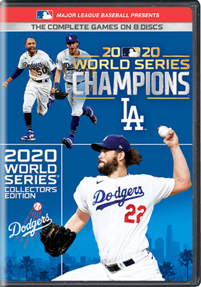 Major League Baseball 2020 World: Los Angeles - Major League Baseball Presents 2020 World Series: Los Angeles Dodgers