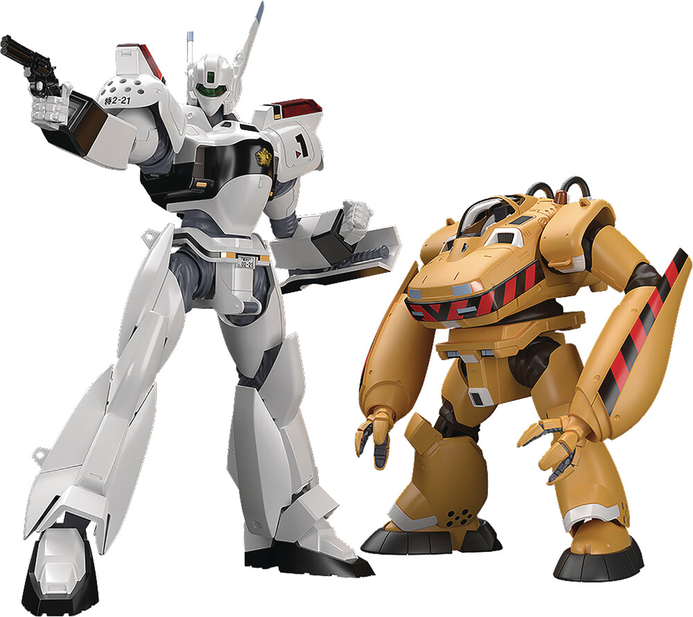Good Smile Company - Good Smile Company - Mobile Police Patlabor Ingram & Bulldog ModeroidModel Kit
