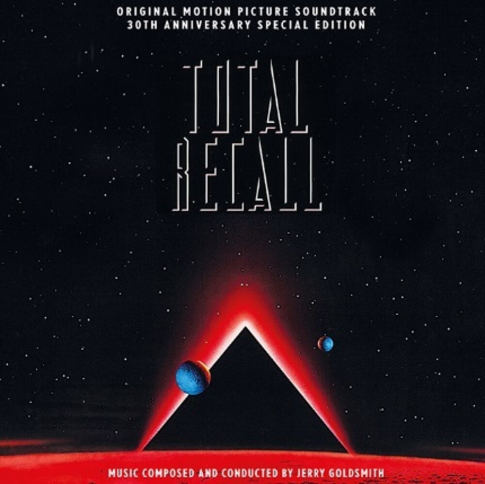 Jerry Goldsmith Ltd - Total Recall / O.S.T. [Limited Edition]