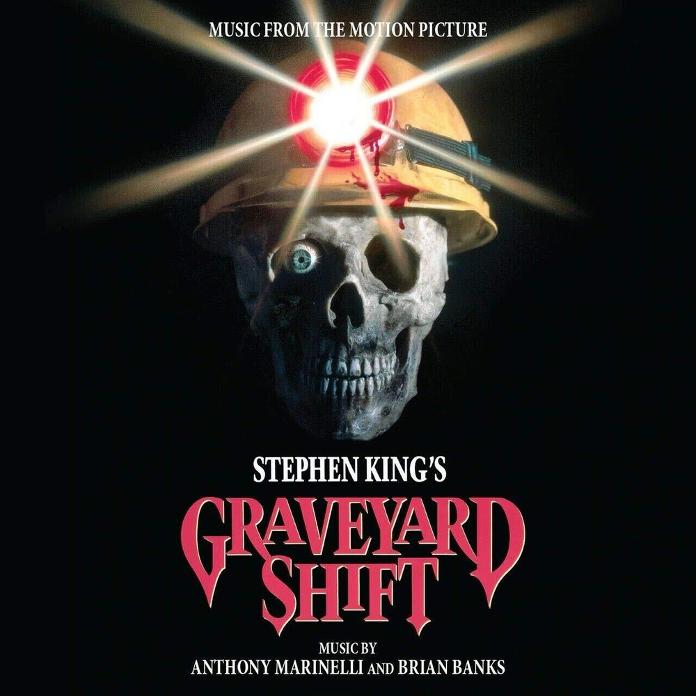 Anthony Marinelli / Banks,Brian Ita - Graveyard Shift (Music From the Motion Picture)