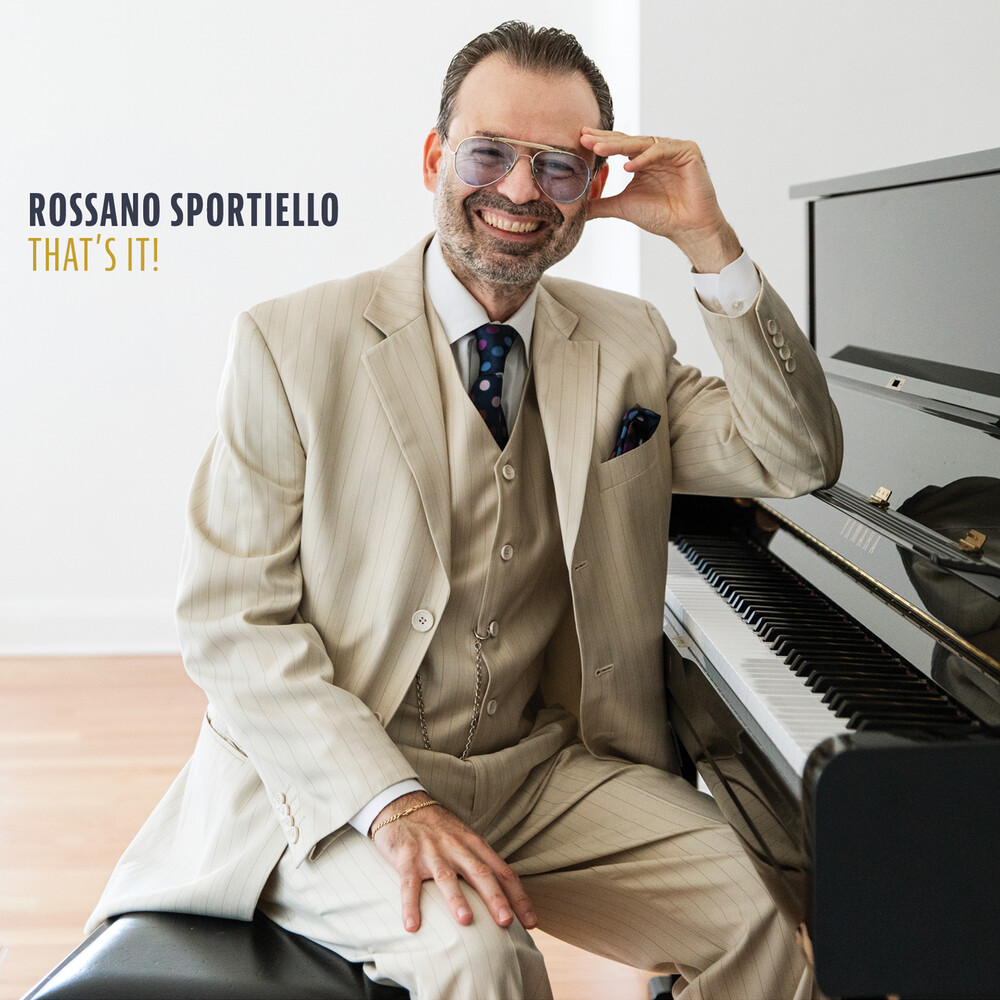 Rossano Sportiello - That's It