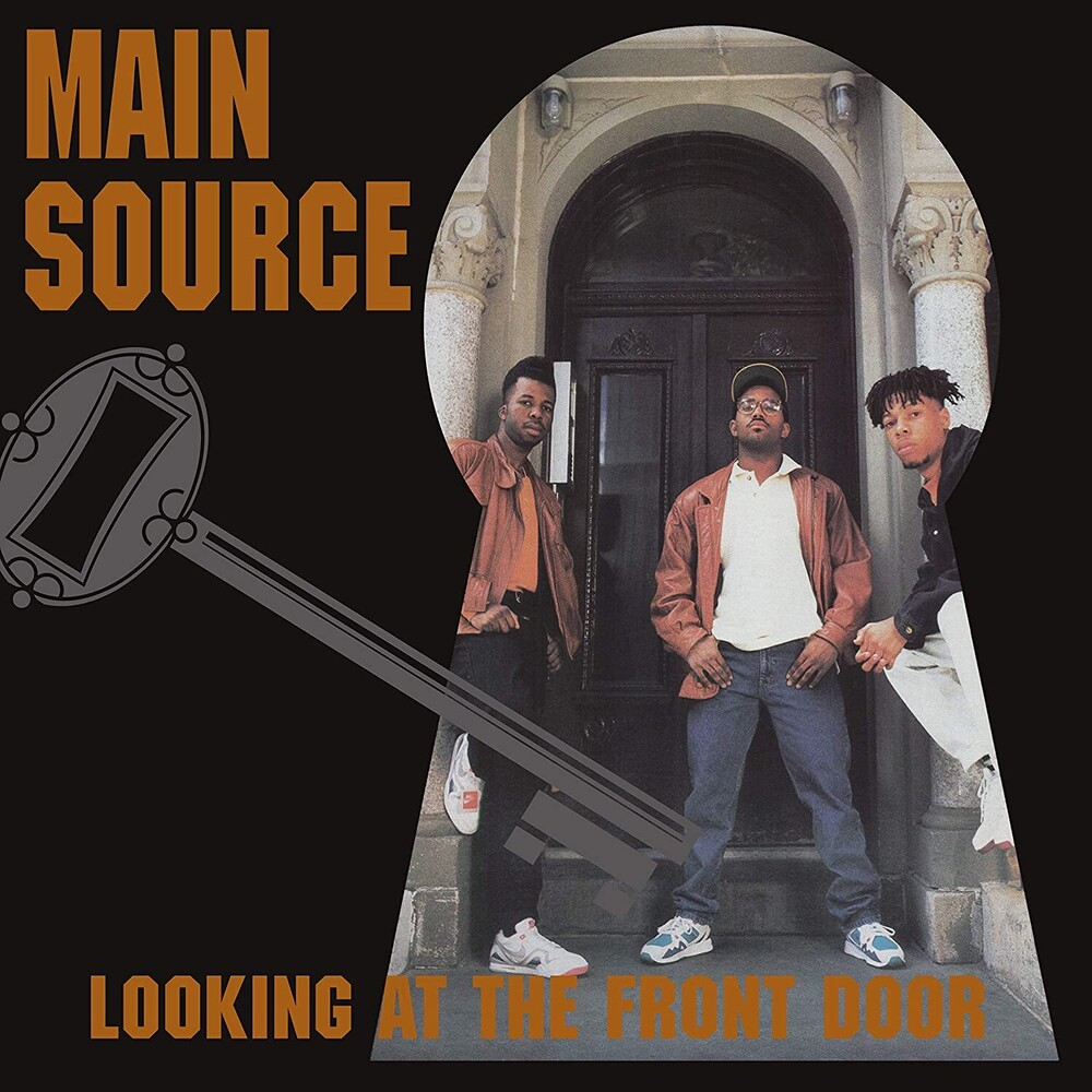 Main Source - Looking At The Front Door