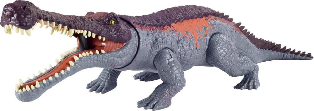 Jurassic World - Mattel - Jurassic World Massive Biters Sarcosuchus