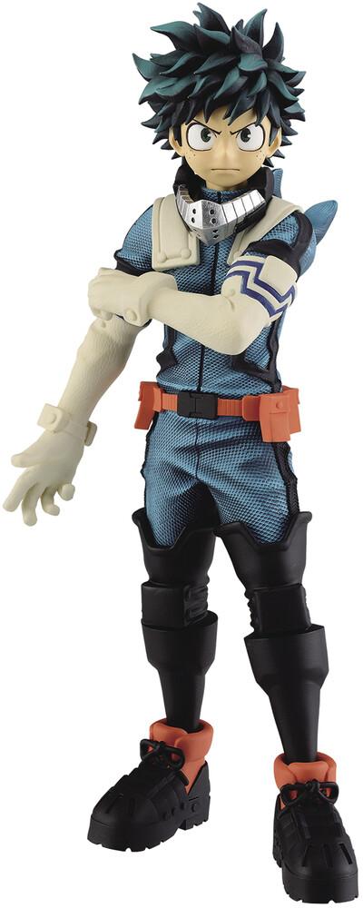 - BanPresto - My Hero Academia Texture Izuku Midoriya Figure