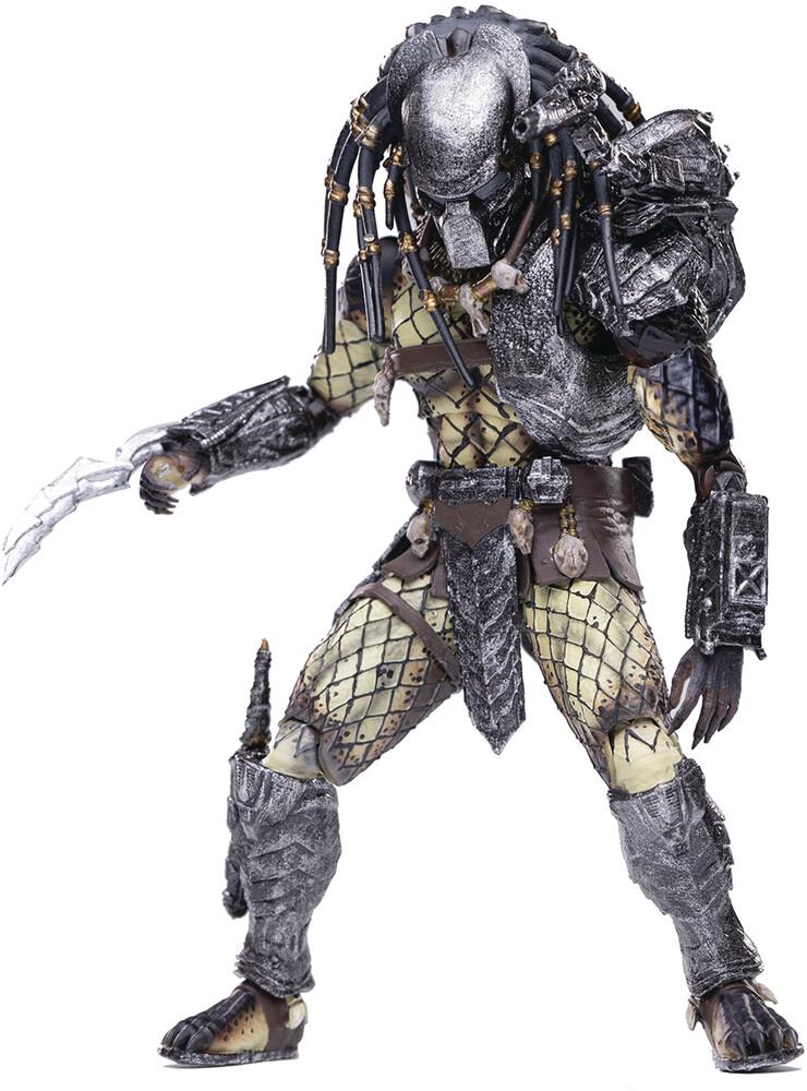 Hiya Toys - Hiya Toys - Avp Warrior Predator Px 1/18 Scale Figure