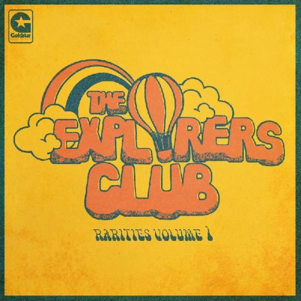 Explorers Club - Rarities Volume 1